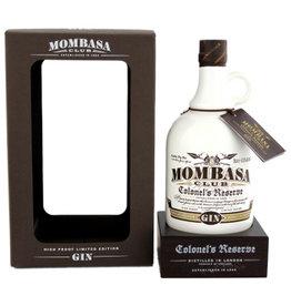 Mombasa Mombasa Club London Dry Gin Colonels Reserve 700ml Gift Box
