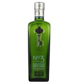 No. 3 No. 3 London Dry Gin 0,7L -Engeland