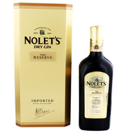 Nolet's Dry Gin The Reserve 750ml  Gift Box