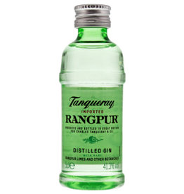 Tanqueray Tanqueray Dry Gin Rangpur Strenght 0,05L 41,3%