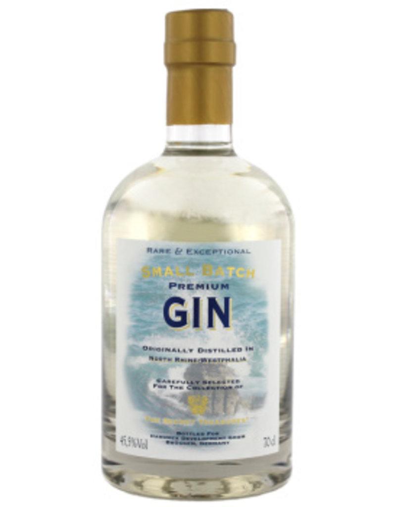 The Secret Treasures The Secret Treasures Gin Ocean and Vulcano 700ml