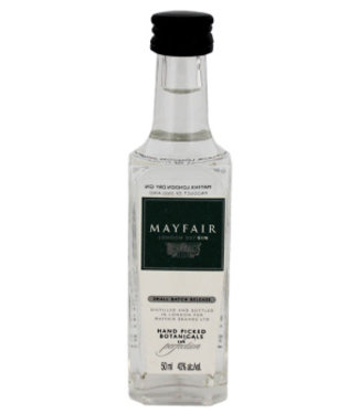 Mayfair Mayfair London Dry Gin Miniatures 50ML US
