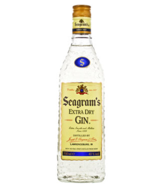 Seagrams Seagrams Extra Dry Gin 700ml