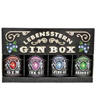 Lebensstern Lebensstern Gin Box 0,2L 43%