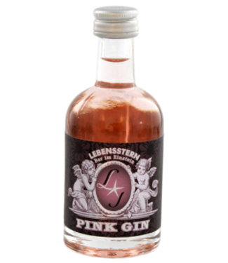 Lebensstern Lebensstern Pink Gin Miniatures 0,05L