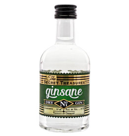 The Secret Treasures Ginsane Dry Gin 0,05L 45%