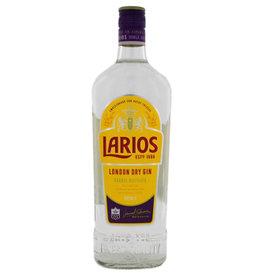 Larios Dry Gin 1.0 liter