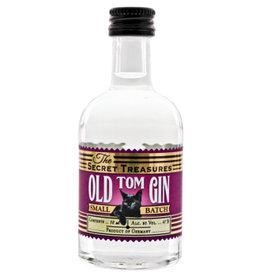 The Secret Treasures Old Tom Gin miniatuur 0,05L
