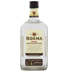 Bokma Bokma Jonge Jenever Vierkant 1,0L