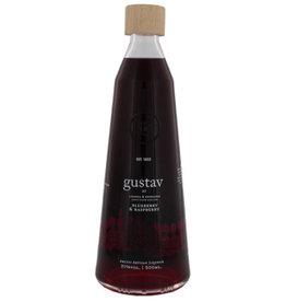 Gustav Blueberry-Raspberry Liqueur 500ML