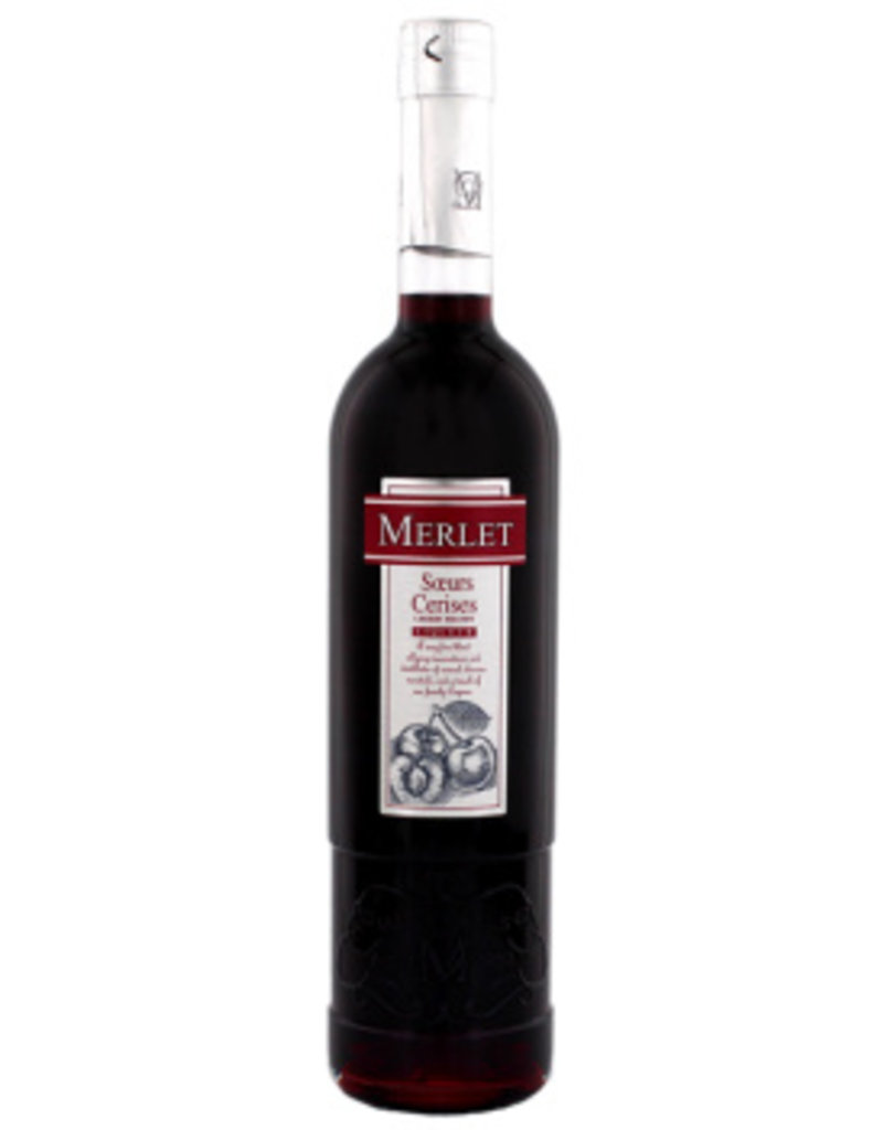 Merlet Merlet Soeurs Cerises 700ml