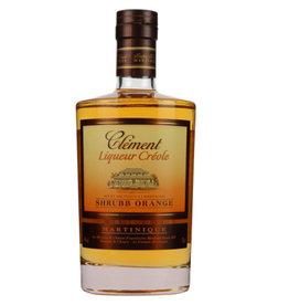 Clement Clement Creole Shrubb liqueur Martinique