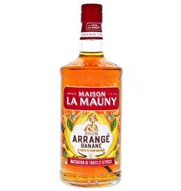 La Mauny La Mauny Arrange Banane 0,7L 30%