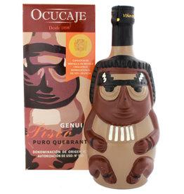 Ocucaje Ocucaje Pisco Quebranta Huaco Color 750ml Gift box
