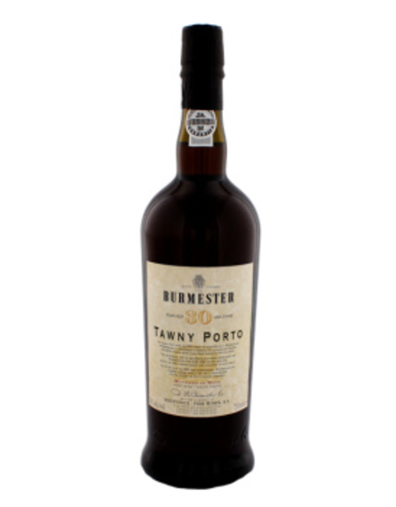 Burmester Tawny Port 30 Years Old 750ml Gift box