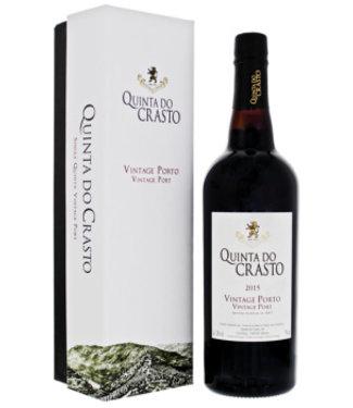 Quinta Do Crasto Quinta do Crasto Vintage Port 2015/2017 0,75L 20%