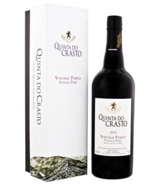 Quinta Do Crasto Quinta do Crasto Vintage Port 2016 2018 0,75L 20%