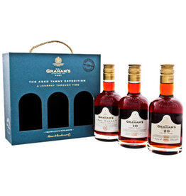 Graham's Grahams The Aged Tawny Expedition Port Giftset