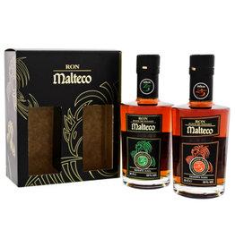 Malteco Special Giftpack (15YO/25YO) 2x0,2L 40%