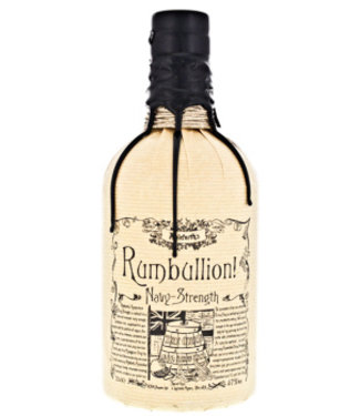 Ableforths Rumbullion Navy Strength rum 0,7L 57%