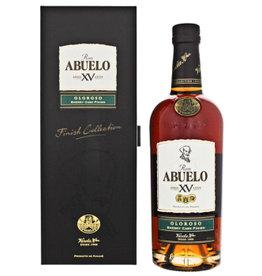 Abuelo 15YO Oloroso Sherry Cask Finish 0,7L 40%