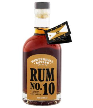 Westerhall Rum No. 10 0,35L
