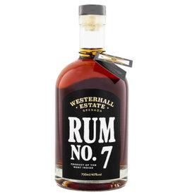 Westerhall Rum No. 7 0,7L