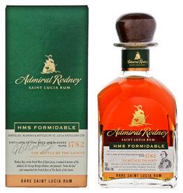 Admiral Rodney HMS Formidable Rare Rum 0,7L 40%