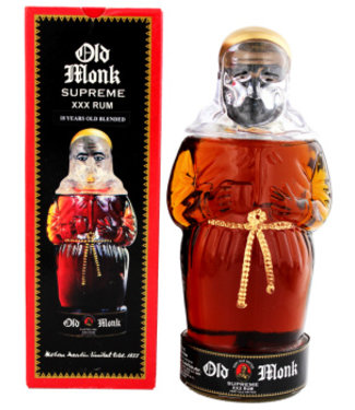 Old Monk Old Monk Supreme XXX Very Old 750ml Gift box