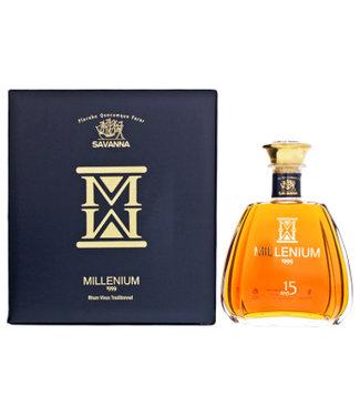 Savanna Millenium rum Vieux Traditionnel 1999 15YO