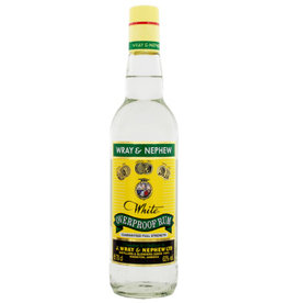 Wray & Nephew Rum Wray & Nephew White Overproof - Jamaica
