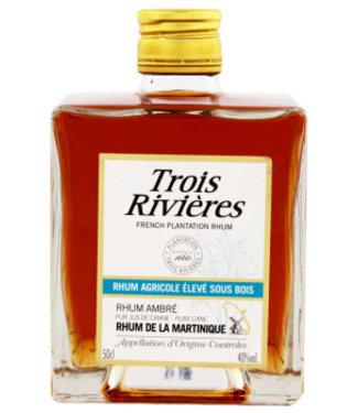 Trois Rivieres Trois Rivieres Pave Ambre Rum 0,5L