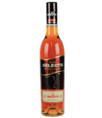 Santa Teresa Rum  Santa Teresa Selecto Extra Anejo - Venezuela