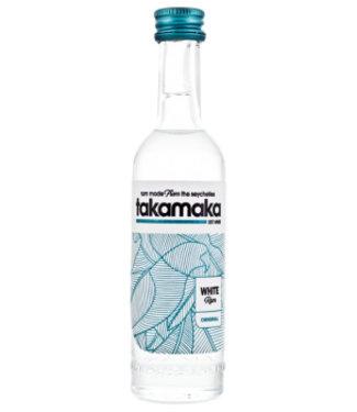 Takamaka White rum 0,05L 38%