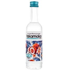 Takamaka Coco rum likeur 0,05L 25%