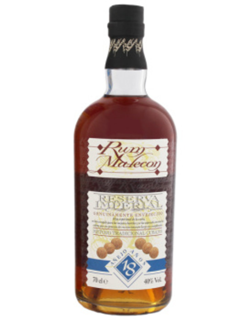 Malecon Malecon Reserva Imperial 18 Years Old 700ml Gift Box