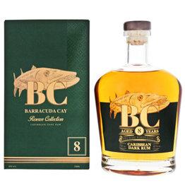 BC Reserve Collection Caribbean Dark Rum 8YO 0,7L