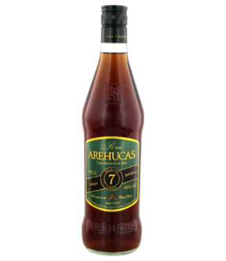 Arehucas Rum Arehucas Ron Club 7