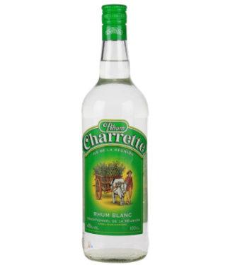 Charrette Rum Charrette Traditionnel Blanc 49% - Reunion