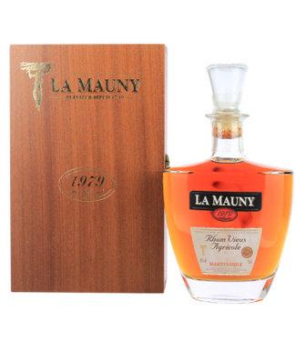La Mauny Vieux 1979 Carafe rum 0,7L 43%