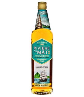 Riviere du Mat Riviere du Mat Traditional Dore Bourbon Cask Finish 0,7L