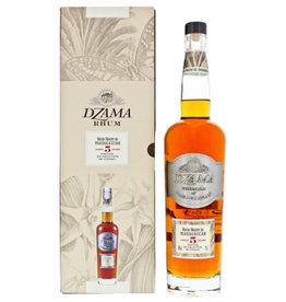 Dzama rum Vieux 5YO Cognac Finish 0,7L 40%