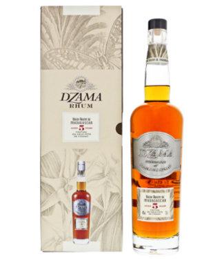 Dzama Dzama rum Vieux 5YO Cognac Finish 0,7L 40%