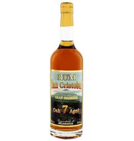 San Cristobal Rum San Cristobal Gran Reserva 7 Anos - Nicaragua