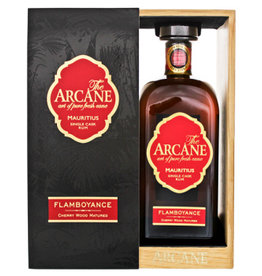 Arcane Flamboyance sherry wood matured 0,7L 40%