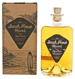 Beach House Spiced rum 0,7L 40%