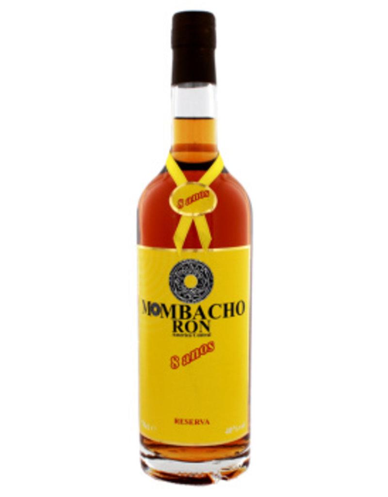 Mombacho 700 ml Rum Mombacho 8 Anos Reserva - Nicaragua