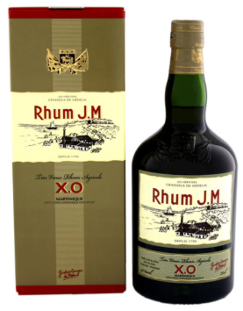 JM Rhum Très Vieux XO 700ml Gift Box