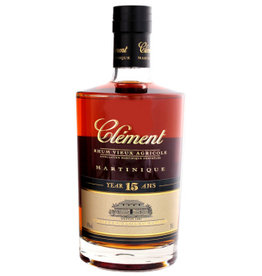 Clement Clement Rhum Vieux 15 Years Old 700ml Gift Box