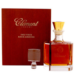 Clement Clement Rhum Cristal Decanter 700ml Gift Box